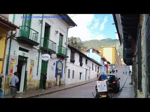 """BARRIO LA CANDELARIA Bogota. D.C """"Un Paraiso de Arquitectura Colonial"""""""