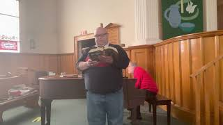 Prayer Service- 5/5/21