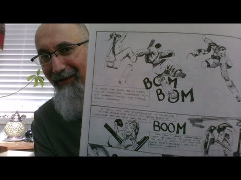 Post-Mermaid Publications and the i4Ni and Go-Go Boy Comic Book Series Live Stream Discussion [ASMR]