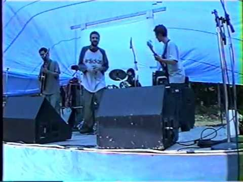 Actual Proof (the band) 1999 w/  Deantoni Parks on drums