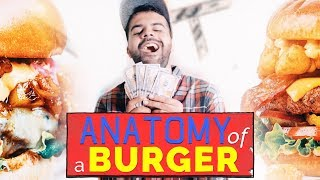 Anatomy Of A Burger (ft. The Great Mohammad Ali) | MangoBaaz