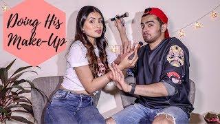 I Did His Make-Up   Aashna Hegde