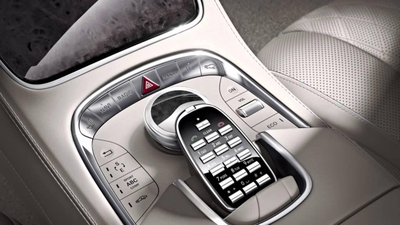 2014 S Class Features Mercedes Benz Luxury Sedans Youtube