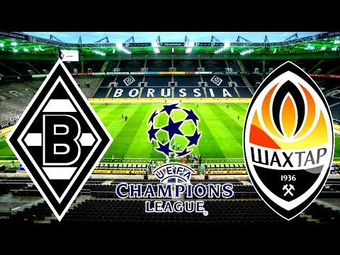 Боруссия М - Шахтер  L Лига Чемпионов 2020-2021 L матч и прогноз