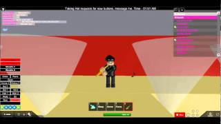 imcool146 playing saxophone -- Roblox