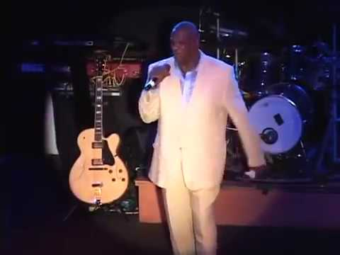 """Alexander O'Neal - """"Live in Minneapolis"""""""
