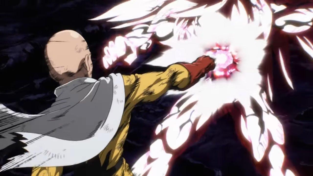 One Punch Man ~ AMV ~ Android Porn - [Saitama VS Boros ...