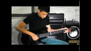 Dream Theater - The Spirit Carries On - guitar solo cover