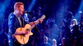 The Voice UK 2013 | Conor Scott performs Hey Soul Sister - The Knockouts 2 - BBC One
