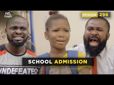 School Admission – Part 2 (Mark Angel Comedy) (Episode 298)