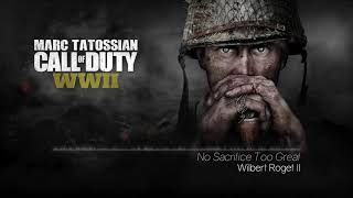 Call of Duty WWII Soundtrack: No Sacrifice Too Great