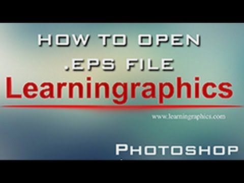 How to open eps file youtube how to open eps file ccuart Gallery