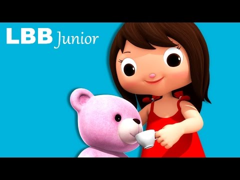 Toys and Games Song | Original Songs | By LBB Junior