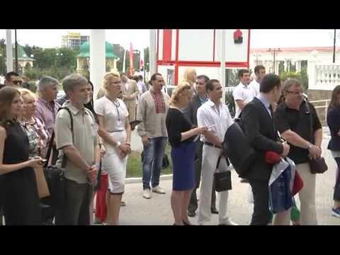 Севастополь встретил участников Международной выставки «Крым — Юг России 2015»