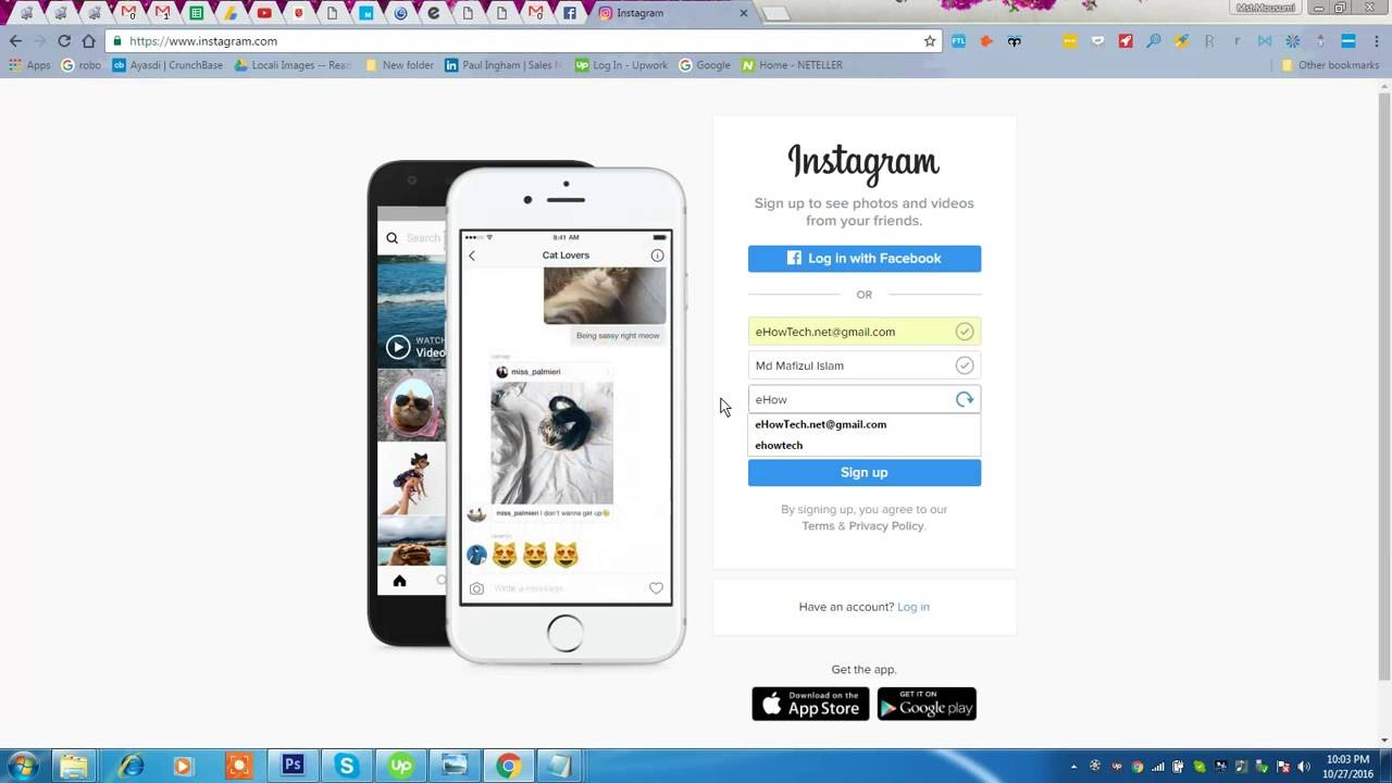 Create an instagram account - How To Create An Instagram Account For Your Business