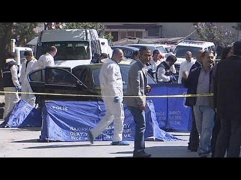 В Стамбуле расстреляли семью бывшего депутата парламента