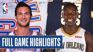 THUNDER at PELICANS | FULL GAME HIGHLIGHTS | December 1, 2019