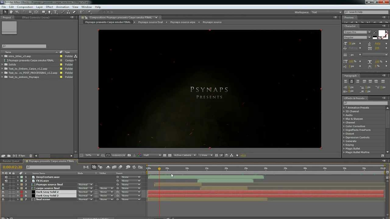 Using Adobe Media Encoder as a Remote Render Farm for Adobe After Effects