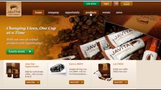 Join The No#1 Coffee MLM Company with Javita Coffee Company and Owen Brown