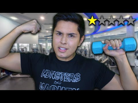 ASMR   Worst Reviewed Personal Trainer Role Play