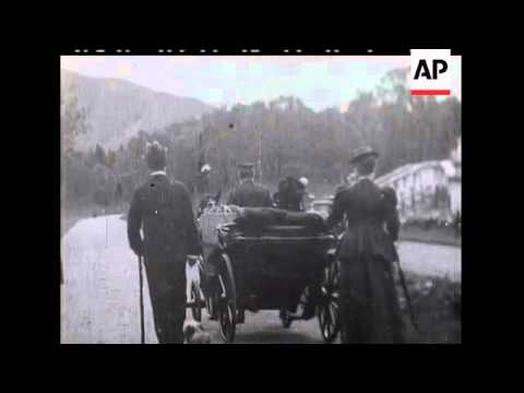 SCENES AT BALMORAL 1896 - NO SOUND