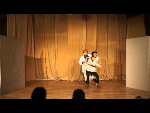 Commedia dell'arte show 2016