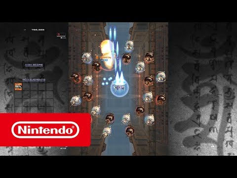 Ikaruga - Announcement Trailer (Nintendo Switch)