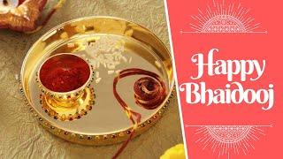 Gambar cover Happy Bhai Dooj Whatsapp status 2019 | Bhai Dooj Special Status | Festival of brother-sister 2019