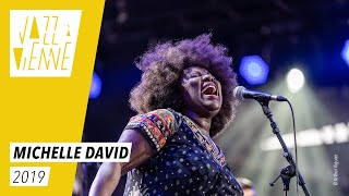 Michelle David - Jazz à Vienne 2019 - Live
