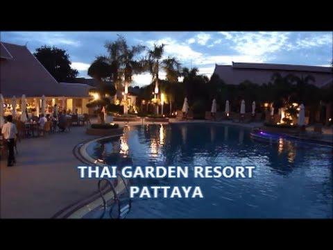 Thai Garden Resort Pattaya / Naklua Thailand with Geoff Carter
