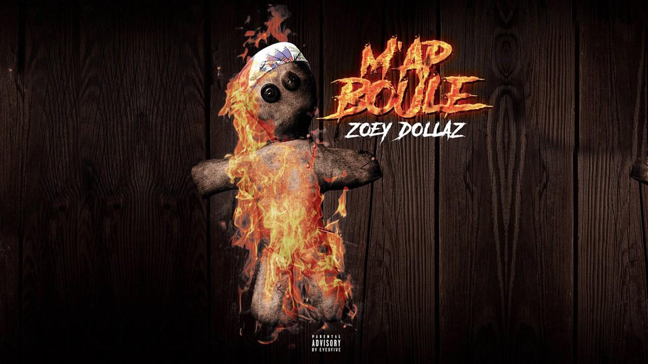 Download Zoey Dollaz - It's Ok Feat. A Boogie Wit Da Hoodie (M'ap Boule)