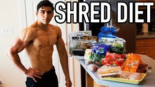 My EXTREME Fat Loss Diet | Full Day Of Eating | Meal By Meal