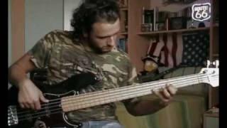 Black Sabbath - N.I.B. - Bass Cover