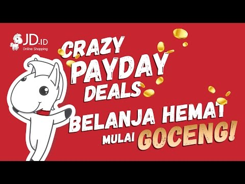 Thumbnail: JD.id: Crazy Payday Deals