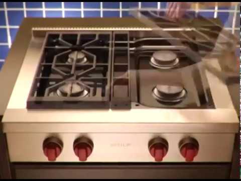 Dual Fuel and Sealed Burner Grates Cleaning and Care