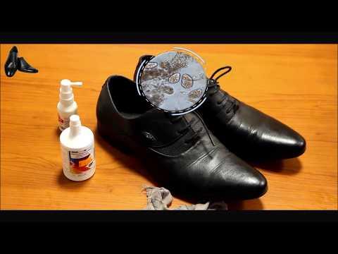 Как избавиться от запаха в обуви: способы и средства