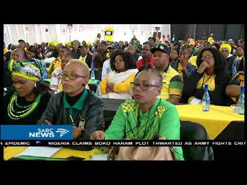 ANC should perform the task it was formed for - Ramaphosa