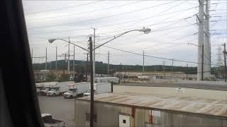 Washington DC Metro | Silver Line FULL JOURNEY: Largo Town Center to Wiehle-Reston East