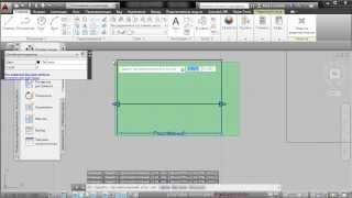 Видео урок AutoCAD 2014