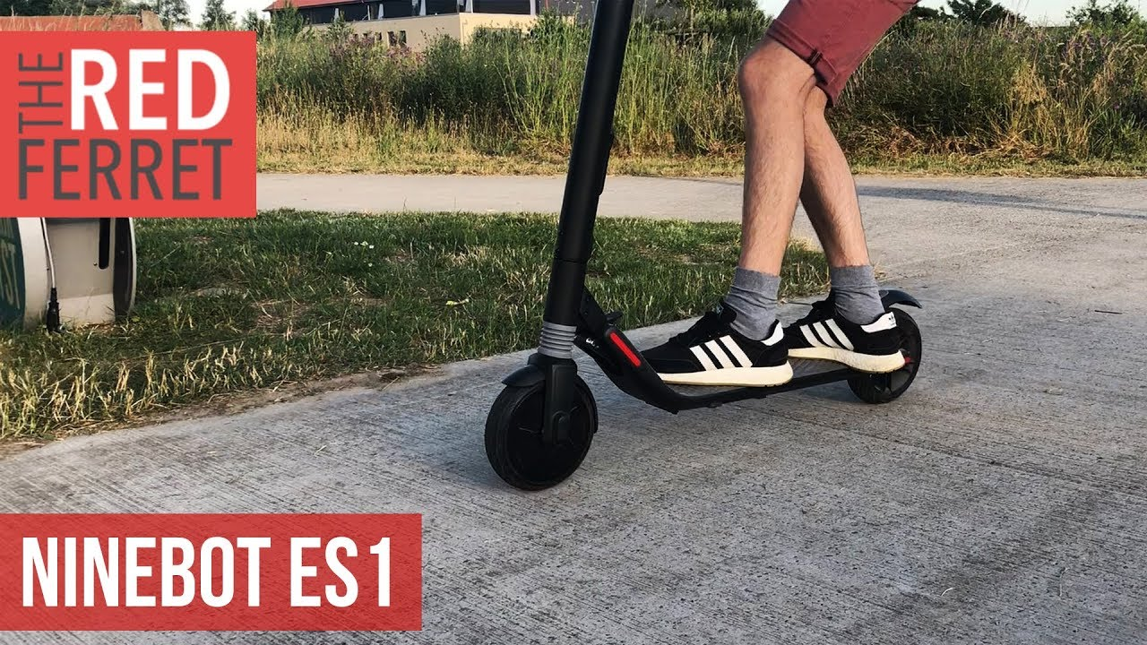 At last, an Electric Scooter that Won't Kill You! – Ninebot