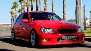 обзор Toyota Altezza TEAM CARS SOCHI