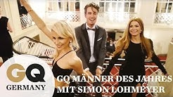 Behind the Scenes & After Show Party I Simon Lohmeyer auf dem GQ-Award 2016 in Berlin