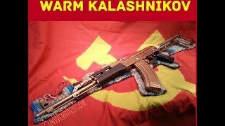 Kalashnikov Kozy, Keeping your AK47 warm this winter