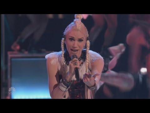 Gwen Stefani Performs New Single 'Misery'...
