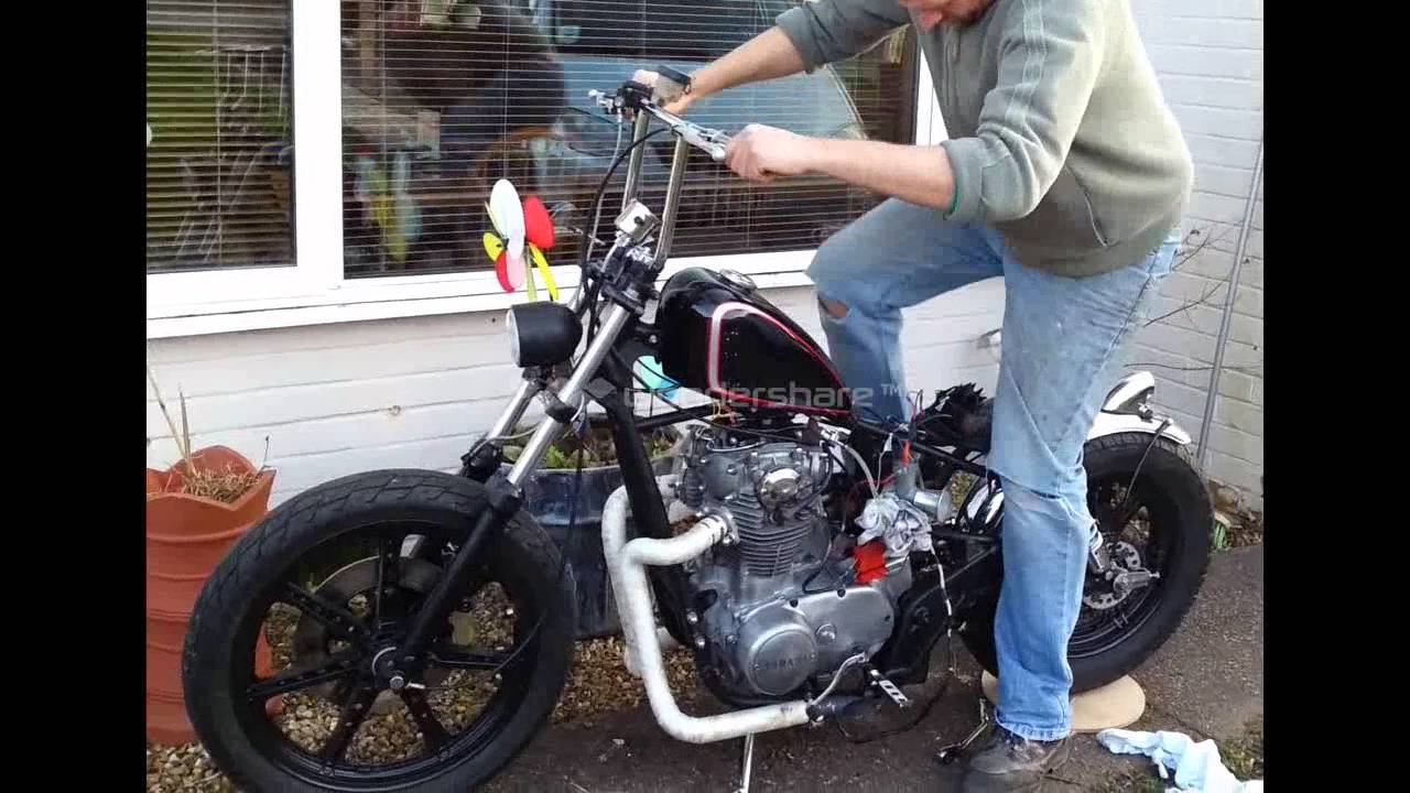 medium resolution of xs650 wiring