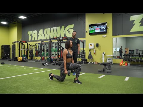Training Day With Kay: Booty Edition