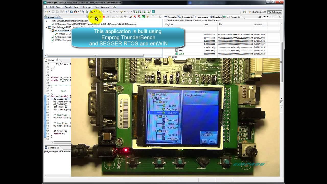 Emprog Videos at Phaedrus Systems