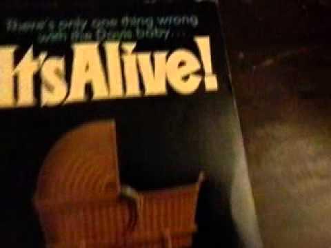 It's Alive 197477 Horror Movie Novelization