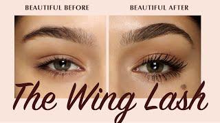 Mascara Tutorial: Create The Wing Lash Look | Charlotte Tilbury