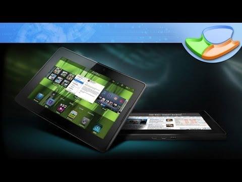 BlackBerry PlayBook [Análise de Produto] - Tecmundo